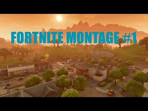 Ark - FORTNITE MONTAGE #1