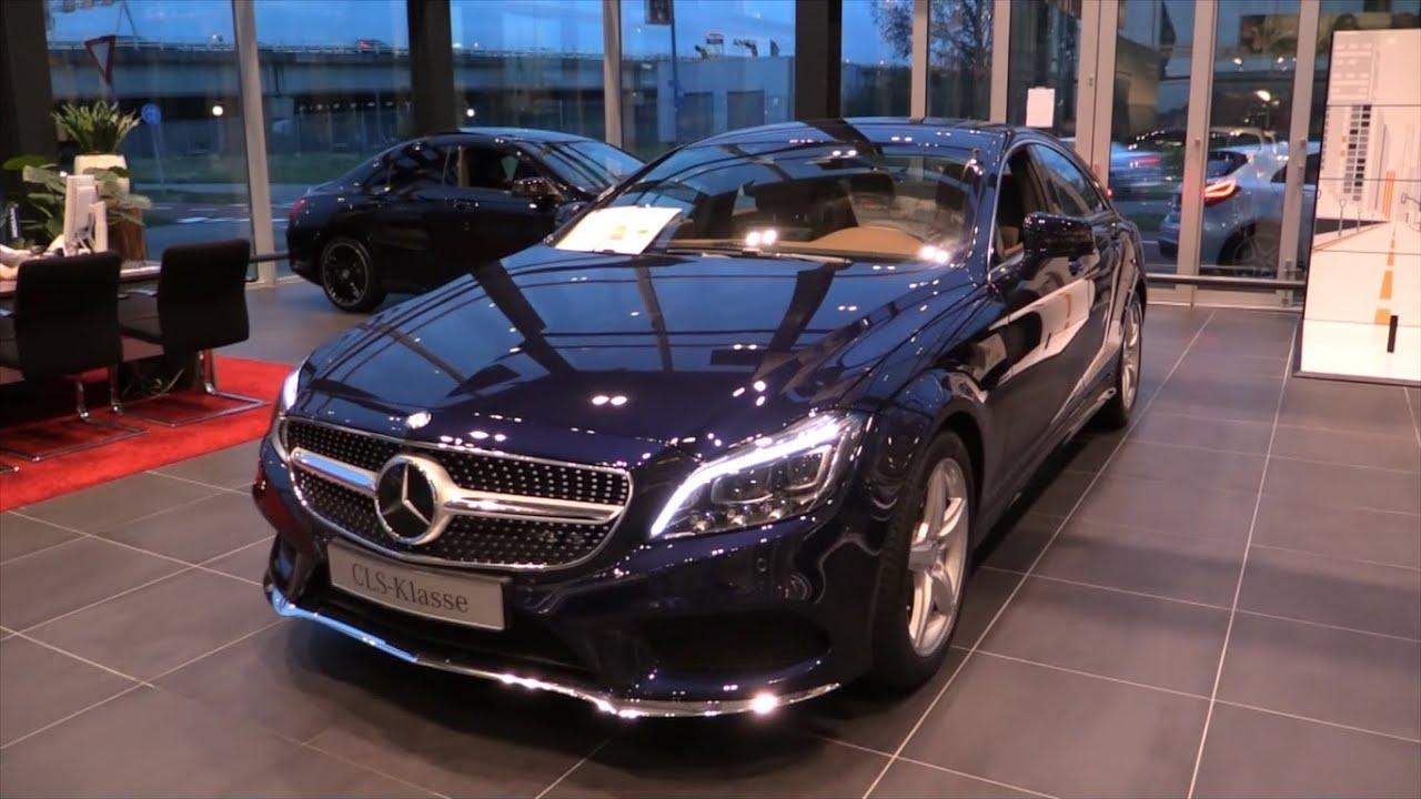 Mercedes Benz Cls 2015 In Depth Review Interior Exterior