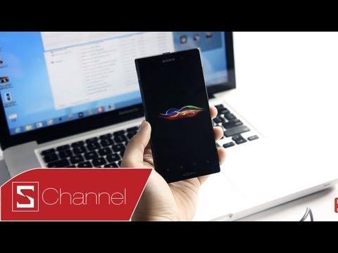 Schannel - Hướng dẫn nâng cấp Andorid 4.1.2 cho Xperia ion - CellphoneS