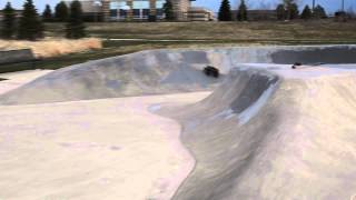 Racing around the Traxxas Stamped & Losi SCT at Skate Park - Green Valley Ranch