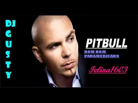 Pitbull -  Bom Bom Panamericano Mix - Dj Gusty video