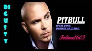 Pitbull -  Bom Bom Panamericano Mix - Dj Gusty