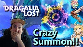 (Crazy Luck!!) Winter Flower Summons!! | Dragalia Lost