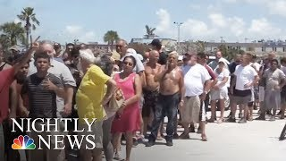 Download Florida Keys' Residents Show Resilience In Hurricane Irma's Aftermath | NBC Nightly News 3Gp Mp4