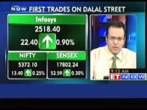 Markets open in green; Infosys, Tata Steel up
