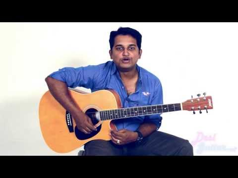 Desi Guitar - Jeans Theme