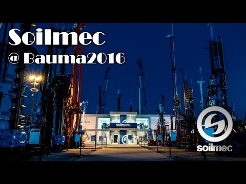 Soilmec at bauma 2016