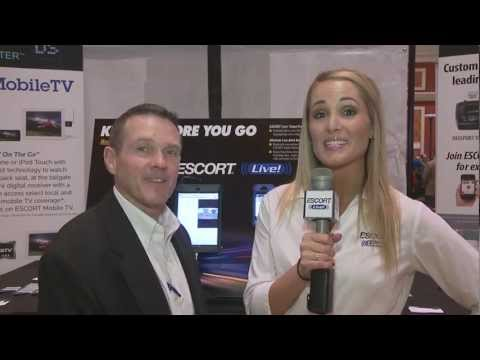 ESCORT Live TV from the Wynn Las Vegas, Showstoppers Press Event, Ep 8