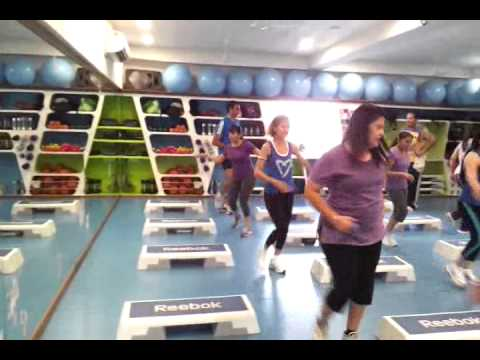Nehas Fitness Studio- Aerobics (Bollywood).mp4
