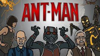 Ant-Man Trailer Spoof - TOON SANDWICH