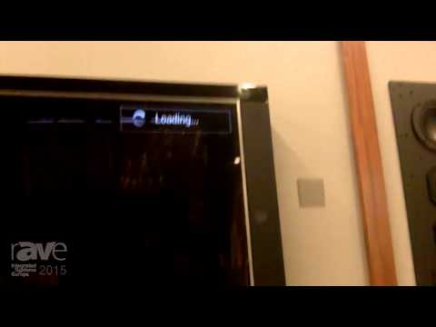 ISE 2015: James Loudspeaker Shows Plasma Box Speakers