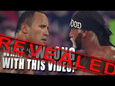 What's Wrong With This Video? — The Rock vs. Hulk Hogan: Revealed!