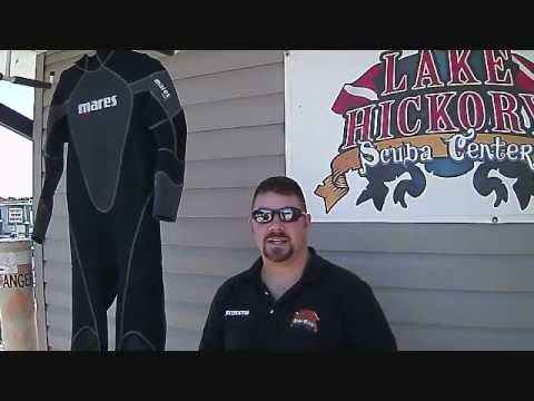 best scuba wet suit