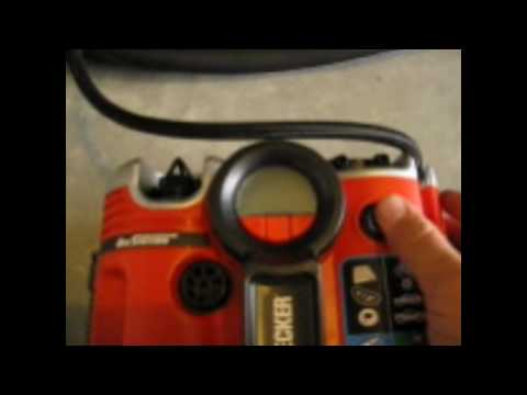 Black and Decker Air Station ASI500 Review
