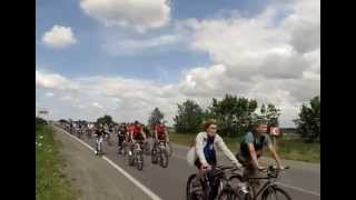 EUROPEAN WEEK OF CYCLING TOURISM in Zhovkva
