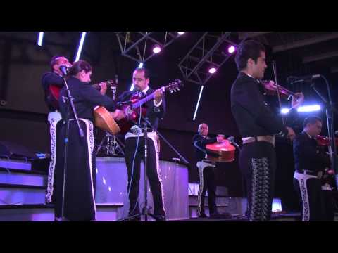 VIDEO HUERTA en villa de pozos san luis potosi sep 20 2014 con mariachis san marcos