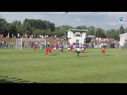 MOL Cup: Dolní Benešov - Baník 0:3 (sestřih zápasu)