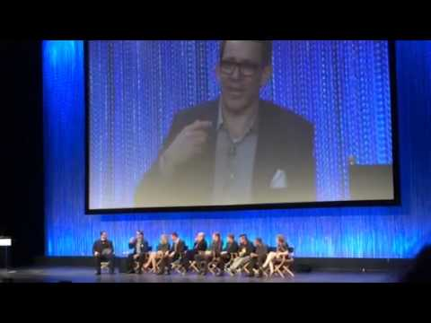Rob Thomas Talks About Veronica Mars At PaleyFest 2014