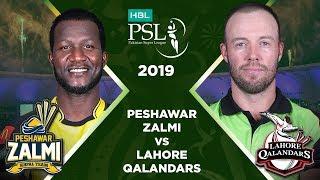 Match 7: Full Match Highlights Lahore Qalandars v Peshawar Zalmi   HBL PSL 4   2019
