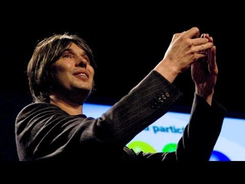CERN's supercollider - Brian Cox