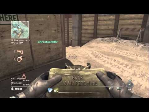MW3 Survival Hardhat World Record (early)