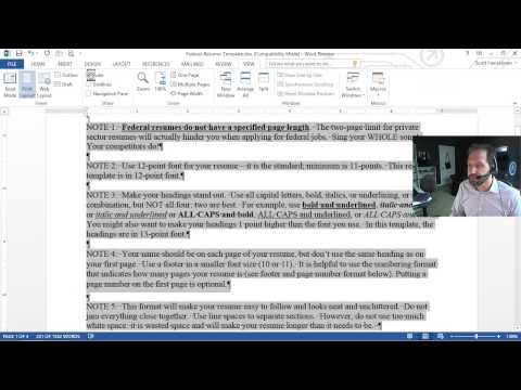 How to REALLY use Microsoft Word: Tabs and Indents