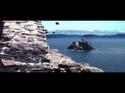 Star Wars Episode VII Skellig Michael