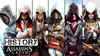 History/Evolution of Assassin's Creed (2007-2017)