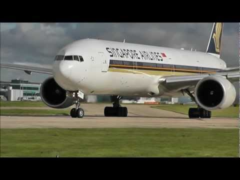 Early Morning Rush at Manchester Airport | 30/08/12 | PART 2