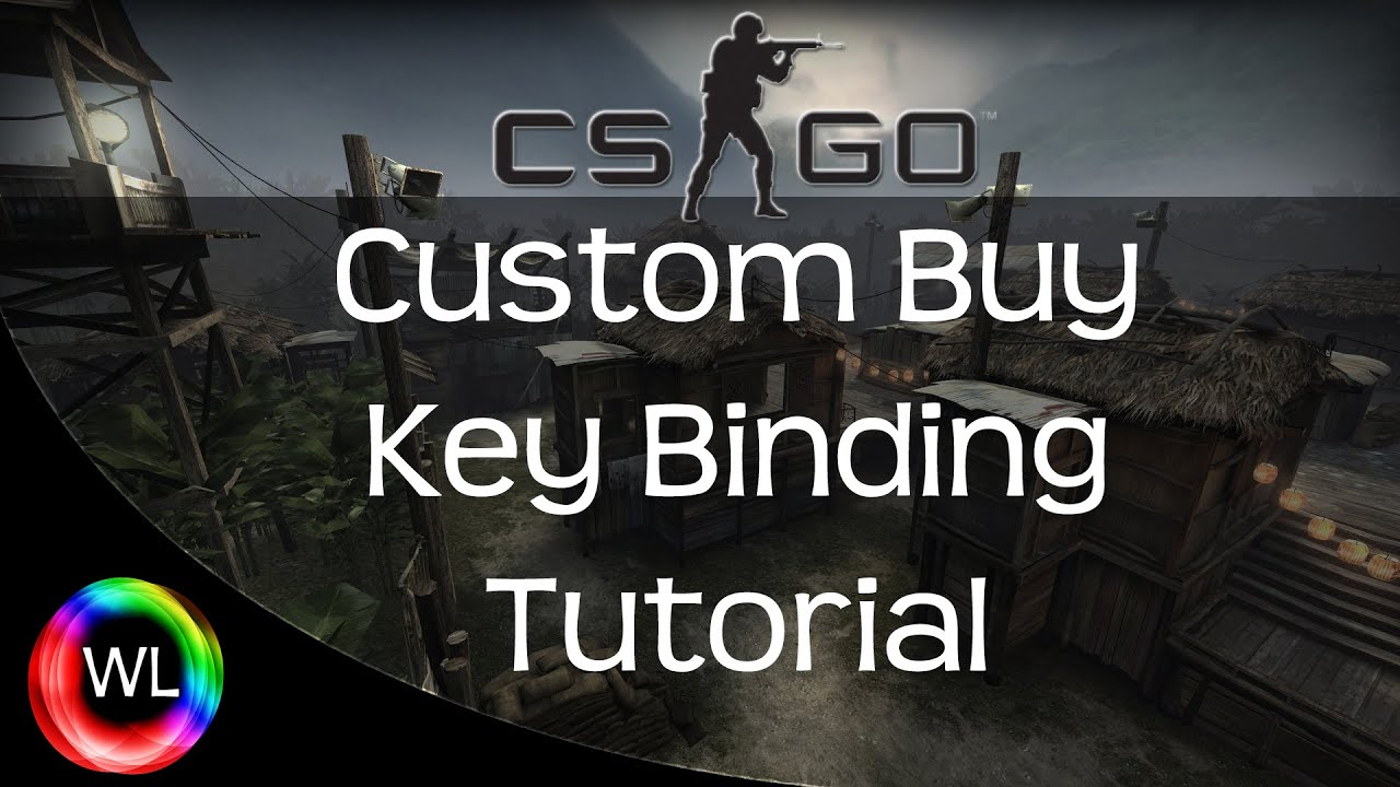 Key binding csgo cs go cg