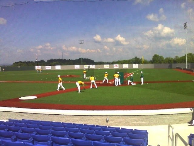 WV Miners vs. RIchmond River Rats 8-3-15