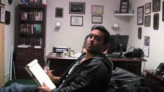 Ray Comfort -Behind the Scenes- 5/3/10