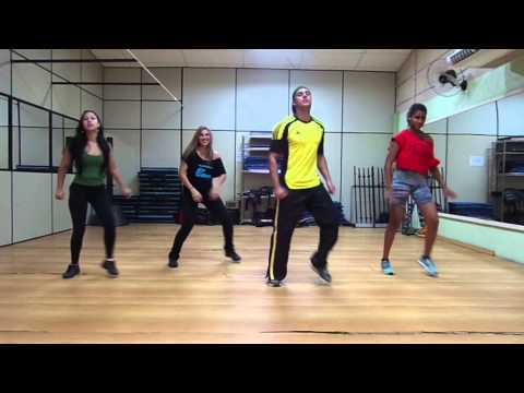 Piradinha coreografia