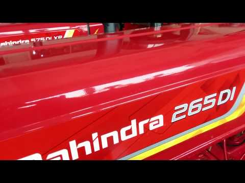 New Mahindra 265 DI .How to drive (step by step)tractor h subki pasand