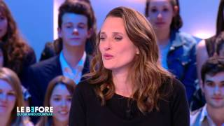 "La ""Connasse"" Camille Cottin : l'interview - Le Before du Grand Journal"