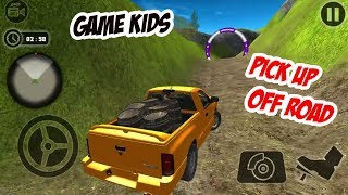 Game Car Pick Up Off Road Seru Lucu - Kids Game - Arena Bocah
