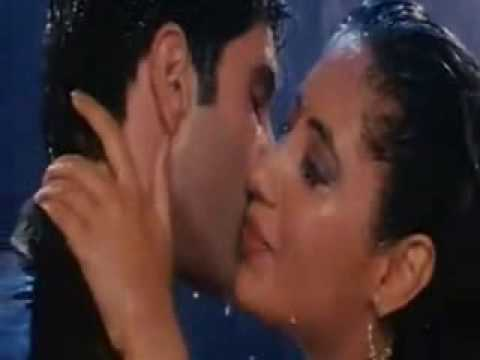 unknown bollywood actress hot rain song