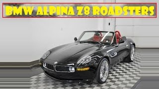 BMW Alpina Z8 Roadsters, only 5 available for purchase at Ohio dealer