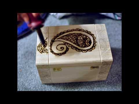 Homemade Jewelry Box Plans
