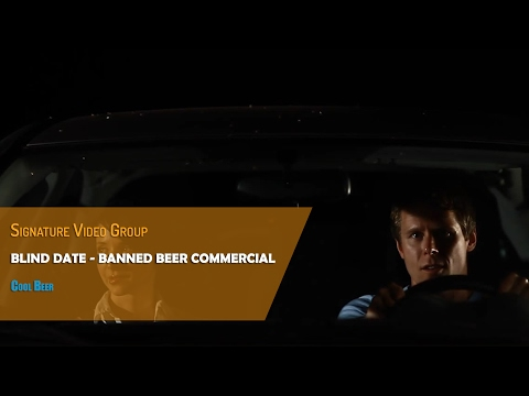 Blind Date - Hilarious Commercial | Cool Beer 2010