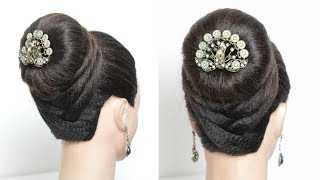 Simple And Amazing Juda Hairstyle  Step By Step
