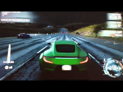 Need For Speed The Run Time Attack Community Challenge - Midnight Rush!