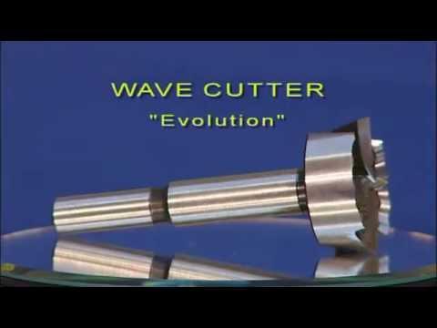 FISCH TOOLS Broca Wave Cutter. tipo Forstner. www.BrandS-Iberia.com