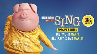 Sing Special Edition - Trailer - Own it on Digital HD 3/3 on Blu-ray & DVD 3/21