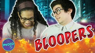 BLOOPERS! AVENGERS GAME SHOW! - What Do You Knowjo Game Show