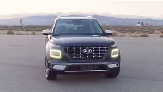 2020 Hyundai Venue Headlights & Tail Lights