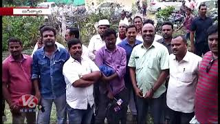 Journalists Boycott Minister Koppula Easwar Press Meet Over Journalist Land Issue