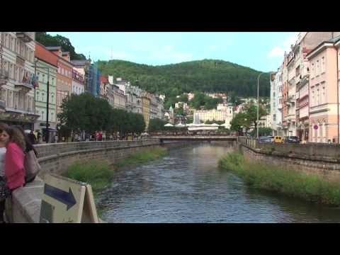 Scenes from Karlovy Vary, Czech Republic
