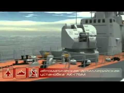 1241. 8 Molniya corvette: Almaz introduces