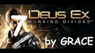 DEUS EX MANKIND DIVIDED gameplay ITA EP 7 MISSIONI SECONDARIE by GRACE